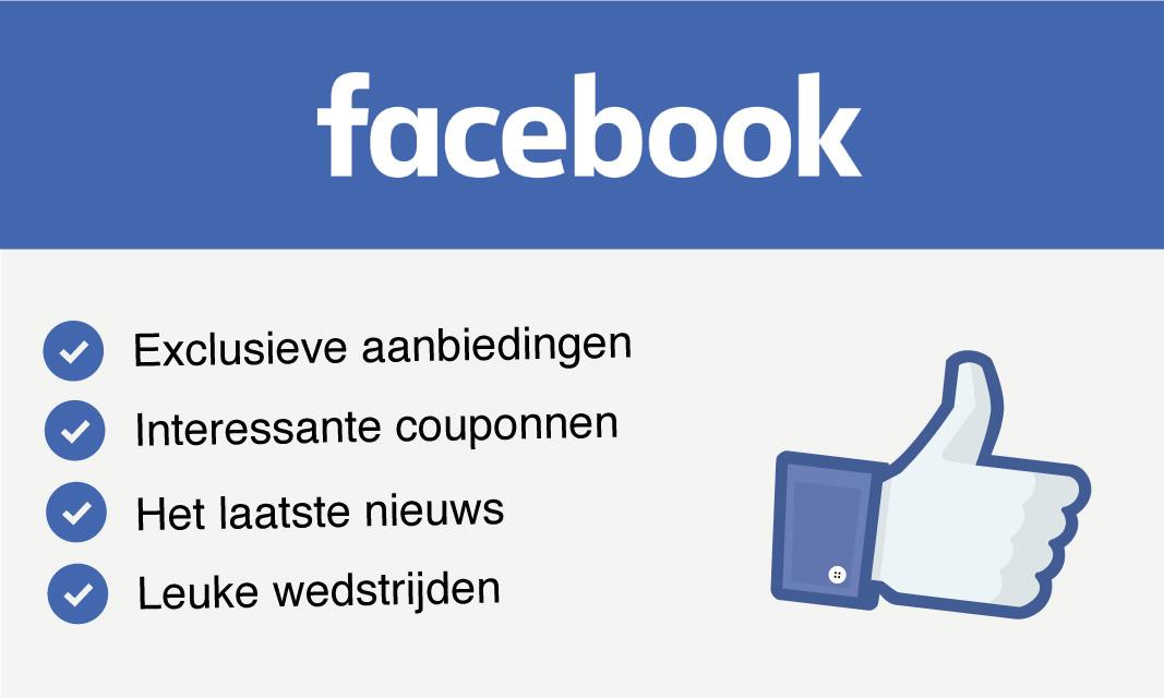 Facebook aanbiedingen Peugeotludix.nl